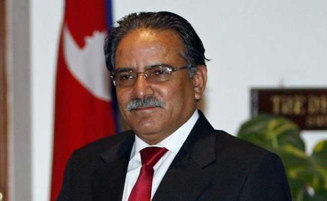 प्रधानमन्त्री ओलीले तत्काल राजीनामा दिनुपर्छ : प्रचण्ड