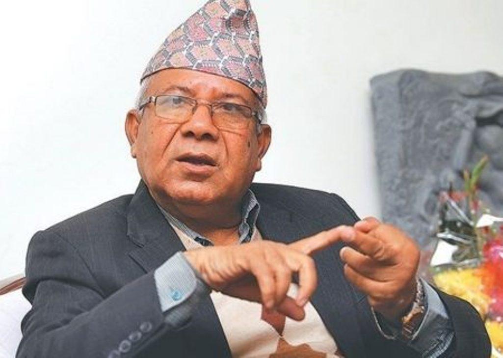 प्रधानमन्त्रीको अफर आइसक्यो तर गठबन्धनलाई धोका दिन्न : नेपाल