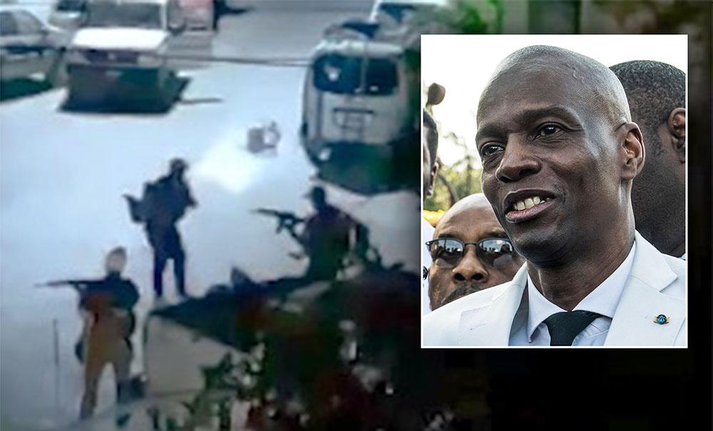 उच्च सुरक्षा घेराभित्रै हाइटीका राष्ट्रपतिको कसरी भयो हत्या ?
