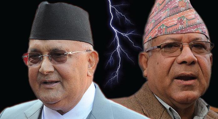 एमाले एकता जोगाउने प्रयास : ओली–नेपाल पक्षबीच वार्ता, माधव पक्षको स्थायी कमिटी बस्दै